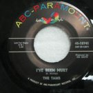 """TAMS usa 45 I'VE BEEN HURT/CARRYING ON 7"""" Vocal ABC"""