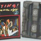 STING peru cassette BRING ON THE NIGHT 2 Rock SPANISH PRINT AM