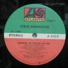 "STEVE ARRINGTON usa 12"" DANCIN IN THE KEY OF LIFE Dj WHITE JACKET ATLANTIC"