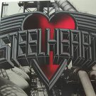 """STEELHEART usa display V 12"""" X 12"""" DOUBLE-SIDED POSTER. THIS IS NOT AN LP OR CD"""