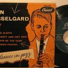 """STAN HASSELGARD usa 45 CLASSICS IN JAZZ 7"""" PICTURE SLEEVE CAPITOL"""