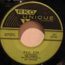 "SONICS usa 45 EVIL EYE/TRIANGLE LOVE 7"" Rock RKO UNIQUE"
