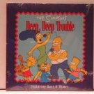 SIMPSONS usa CD DEEP DEEP TROUBLE Rock PROMO SINGLE SEALED 20TH CENTURY