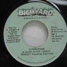 "SHAGGY jamaica 45 SUMMERTIME 7"" Reggae BIG-YARD-PRODUCTION"
