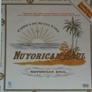 """SAMPLER usa display NUYORICAN SOUL 12"""" X 12"""" DOUBLE-SIDED POSTER. THIS IS NOT AN"""
