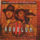 "SAMPLER usa display HOODLUM 12"" X 12"" DOUBLE-SIDED POSTER. THIS IS NOT AN LP OR"