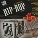 "SAMPLER usa display BIG PHAT ONES OF HIP HOP 12"" X 12"" DOUBLE-SIDED POSTER. THIS"