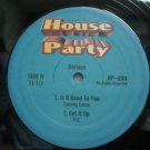 "SAMPLER usa 12"" IS IT GOOD TO YOU+1 Dj WHITE JACKET HOUSE-PARTY"