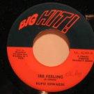 "RUPIE EDWARDS usa 45 IRE FEELING/FEELING HIGH 7"" Soul SMALL WRITING ON LABEL BIG"
