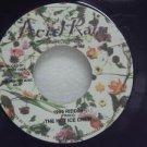 """HOT ICE CREW jamaica 45 1999 RIDDIM 7"""" Reggae ACID RAIN"""