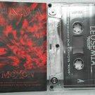 LEUZEMIA peru cassette MOXON Rock SPANISH PRINT COYOTE excellent