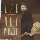 """LEE ROY PARNELL usa display S/T SELF SAME UNTITLED Country 12"""" X 12"""" DOUBLE-SIDE"""