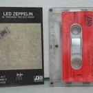 LED ZEPPELIN peru cassette IN THROUGH THE OUT DOOR Rock SPANISH PRINT ATLANTIC e
