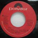 """LA BIONDA jamaica 45 ONE FOR YOU ONE FOR ME 7"""" Reggae POLYDOR"""