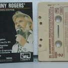 KENNY ROGERS argentina cassette GRANDES EXITOS Country LIBERTY excellent