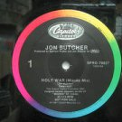 "JON BUTCHER usa 12"" HOLY WAR Dj WHITE JACKET CAPITOL"