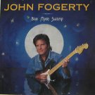 "JOHN FOGERTY usa display BLUE MOON SWAMP Rock 12"" X 12"" DOUBLE-SIDED POSTER. THI"