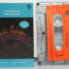 JOHN FOGERTY peru cassette CENTERFIELD Rock SPANISH PRINT WB excellent