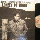 "JOHN COUGAR MELLENCAMP usa 12"" LONELY OL' NIGHT Rock PROMO RIVA"