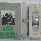 JOAN MANUEL SERRAT peru cassette MIGUEL HERNANDEZ Spain IEMPSA