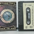 JETHRO TULL peru cassette ROCK ISLAND SPANISH PRINT EMI excellent