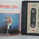 JETHRO TULL peru cassette ORIGINAL MASTERS Rock SPANISH PRINT CHRYSALIS excellen