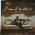 "JERRY LEE LEWIS usa display YOUNG BLOOD Soul 12"" X 12"" DOUBLE-SIDED POSTER. THIS"