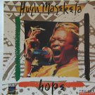 "HUGH MASEKELA usa display HOPE 12"" X 12"" DOUBLE-SIDED POSTER. THIS IS NOT AN LP"