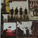 """HOOTIE & THE BLOWFISH usa display CRACKED REAR VIEW Rock 12"""" X 12"""" DOUBLE-SIDED"""