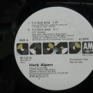 "HERB ALPERT usa 12"" 3 O CLOCK JUMP Dj WHITE JACKET A&M"