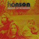 "HANSON usa display MIDDLE OF NOWHERE Pop 12"" X 12"" DOUBLE-SIDED POSTER. THIS IS"