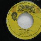 "GREYHOUND jamaica 45 BLACK AND WHITE 7"" Reggae CLANCY-RECORDS"