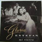 "GLORIA ESTEFAN usa display MI TIERRA Latin 12"" X 12"" DOUBLE-SIDED POSTER. THIS I"