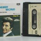 GILBERT BECAUD peru cassette DISCOS DE ORO French EMI excellent