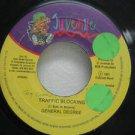 "GENERAL DEGREE jamaica 45 TRAFFIC BLOCKING 7"" Reggae JUVENILE"