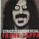 """FRANK ZAPPA usa display STRICTLY COMMERCIAL Rock 12"""" X 12"""" DOUBLE-SIDED POSTER."""