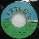 "FIRE HOUSE CREW jamaica 45 S/T SELF SAME UNTITLED 7"" Reggae LITTLE-C"