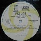 "FAT JOE usa 12"" JEALOUS ONES STILL ENVY JOSE Dj WHITE JACKET ATLANTIC"