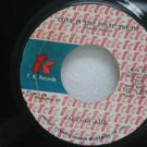 """FACTS OF LIFE jamaica 45 LOVE IS THE FINAL TRUTH 7"""" Reggae T.K.-RECORDS"""
