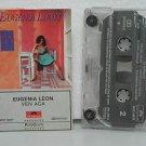 EUGENIA LEON mexico cassette VEN ACA Mexican POLYDOR excellent