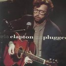 """ERIC CLAPTON usa display UNPLUGGED Rock 12"""" X 12"""" DOUBLE-SIDED POSTER. THIS IS N"""