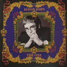 """ELTON JOHN usa display THE ONE Pop 12"""" X 12"""" DOUBLE-SIDED POSTER. THIS IS NOT AN"""