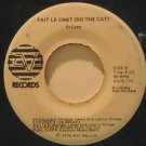 "EL COCO usa 45 FAIT LE CHAT/LET'S GET IT TOGETHER 7"" Vocal PROMO/WHITE LABEL/STA"