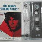 DOORS mexico cassette GRANDES HITS Rock SPANISH PRINT ELEKTRA excellent