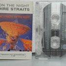 DIRE STRAITS peru cassette ON THE NIGHT Rock SPANISH PRINT VERTIGO excellent