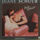"""DIANE SCHUUR usa display PURE SCHUUR Jazz 12"""" X 12"""" DOUBLE-SIDED POSTER. THIS IS"""
