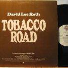 "DAVID LEE ROTH usa 12"" TOBACCO ROAD Rock PROMO WB excellent"