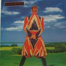 "DAVID BOWIE usa display EARTHLING Rock 12"" X 12"" DOUBLE-SIDED POSTER. THIS IS NO"