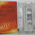 CURE peru cassette KISS ME Rock SPANISH PRINT POLYDOR excellent