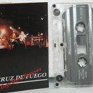 CRUZ DE FUEGO peru cassette TOGETHER FOREVER Rock SPANISH PRINT ALTAR excellent